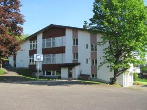 Schulhaus Schmidtrüti