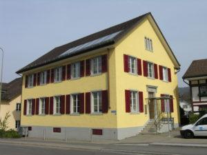 Verwaltung St. Gallerstr 7